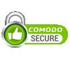 Secure SSL green padlock